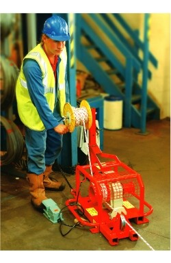 Cable Puller Winch 110V