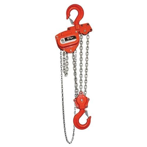 Manual Chain Hoists (1T SWL - 25m HOL)