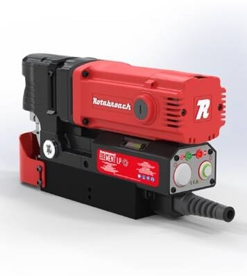 Magnetic Rotary Drill Low Profile 110v