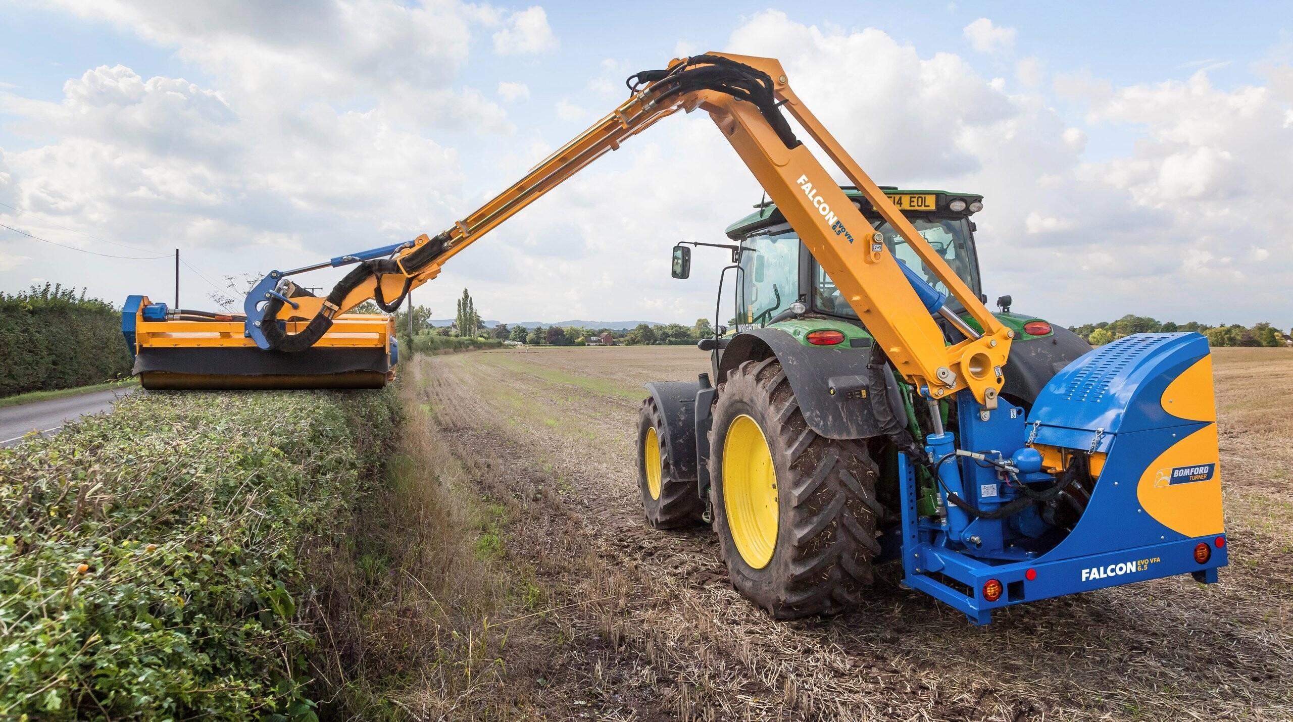 Hedge Cutter Attachment
