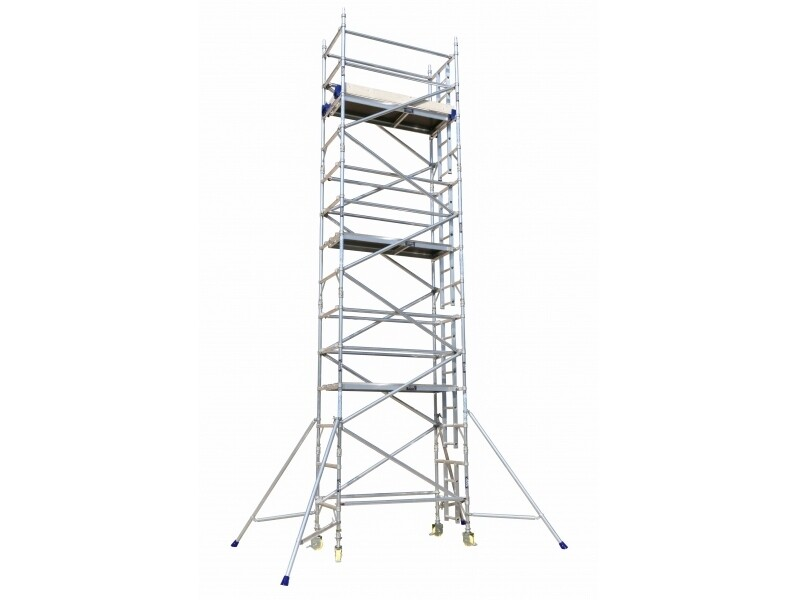 LIFT SHAFT TOWER (10.7m Platform Height - 12.7 Working Height)
