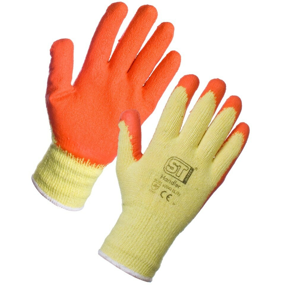 Latex Gloves 80p+vat