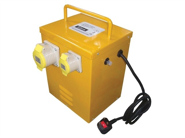 3Kva Continuously Rated Transformer
