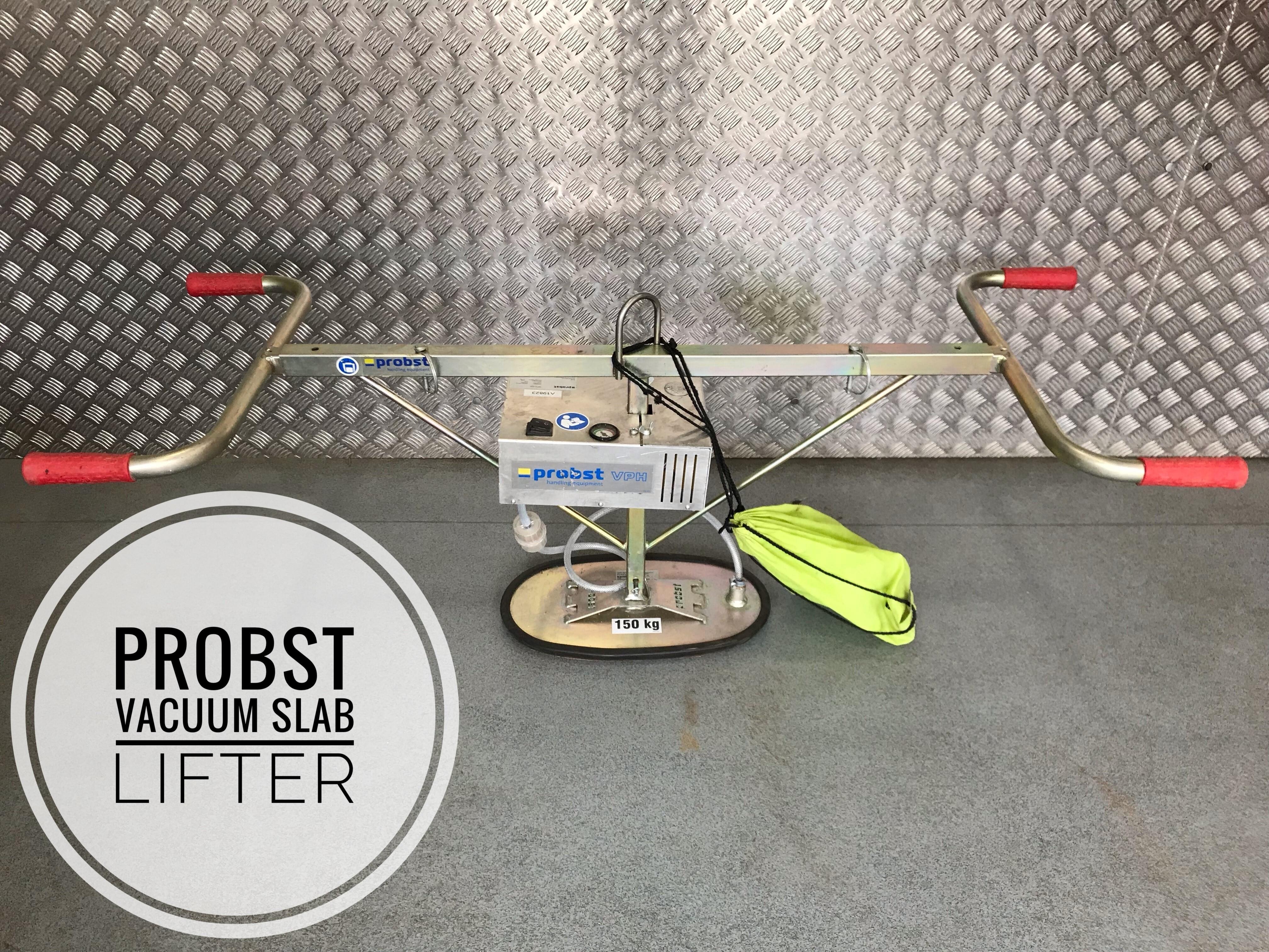 Vacuum Slab Lifter
