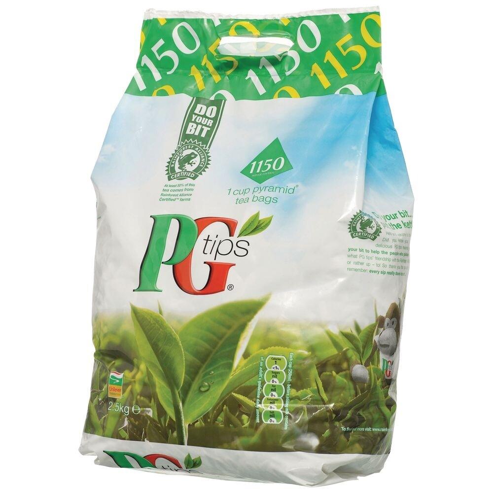 PG Tips 1100 Tea Bags £29.95