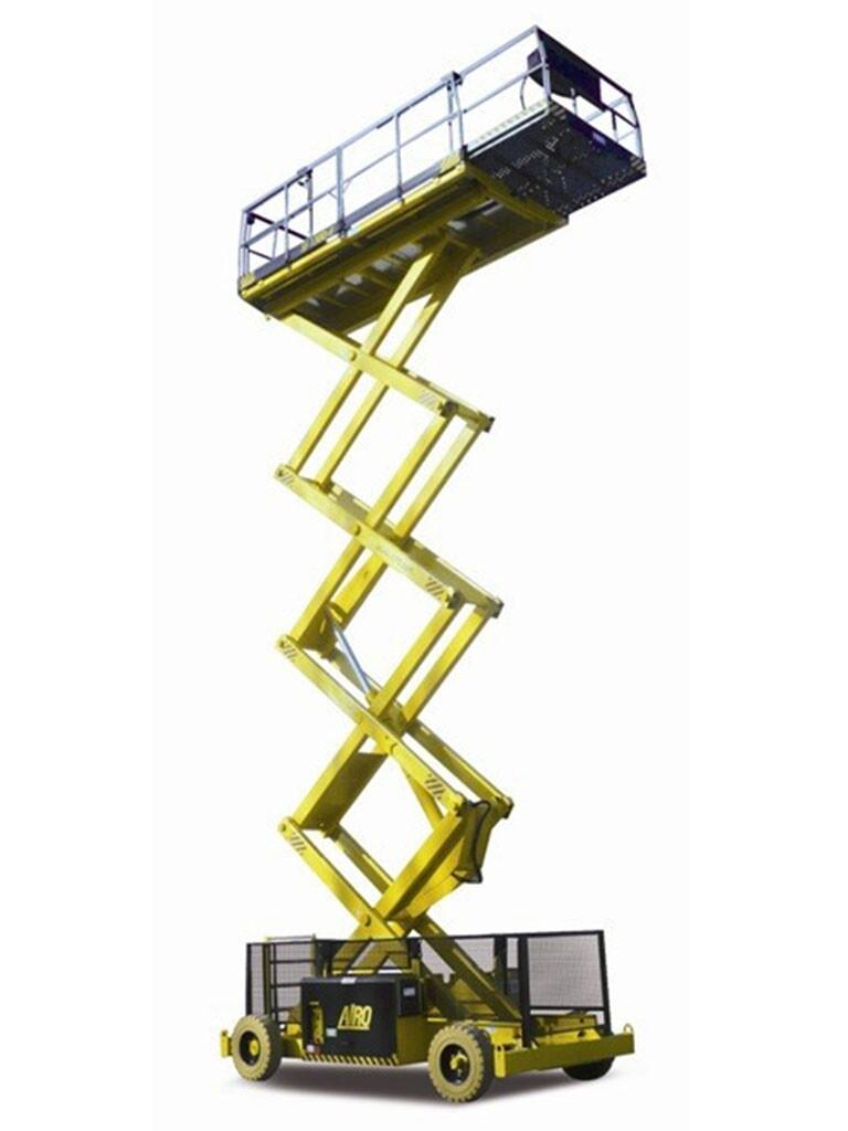16m X Range Scissor Lift