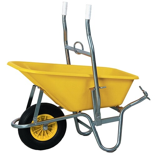 Scaffold Hoist Wheelbarrow