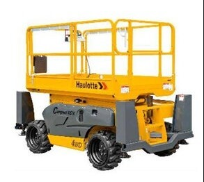 12m Rough Terrain Scissor Lift