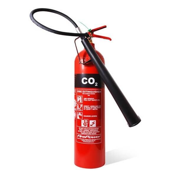 Fire Extinguisher CO2 9Kg £65.00