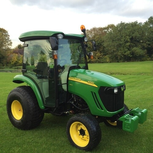 COMPACT TRACTOR 44hp