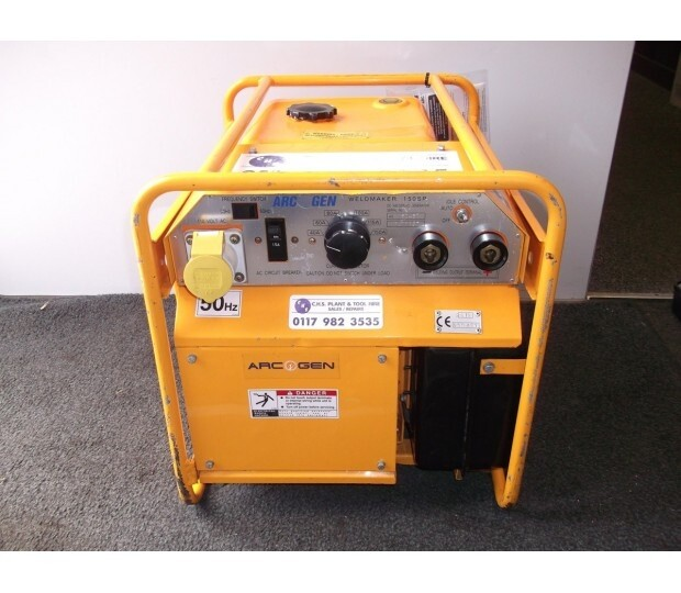 Arc Gen Weldermaker 150SP 140amp