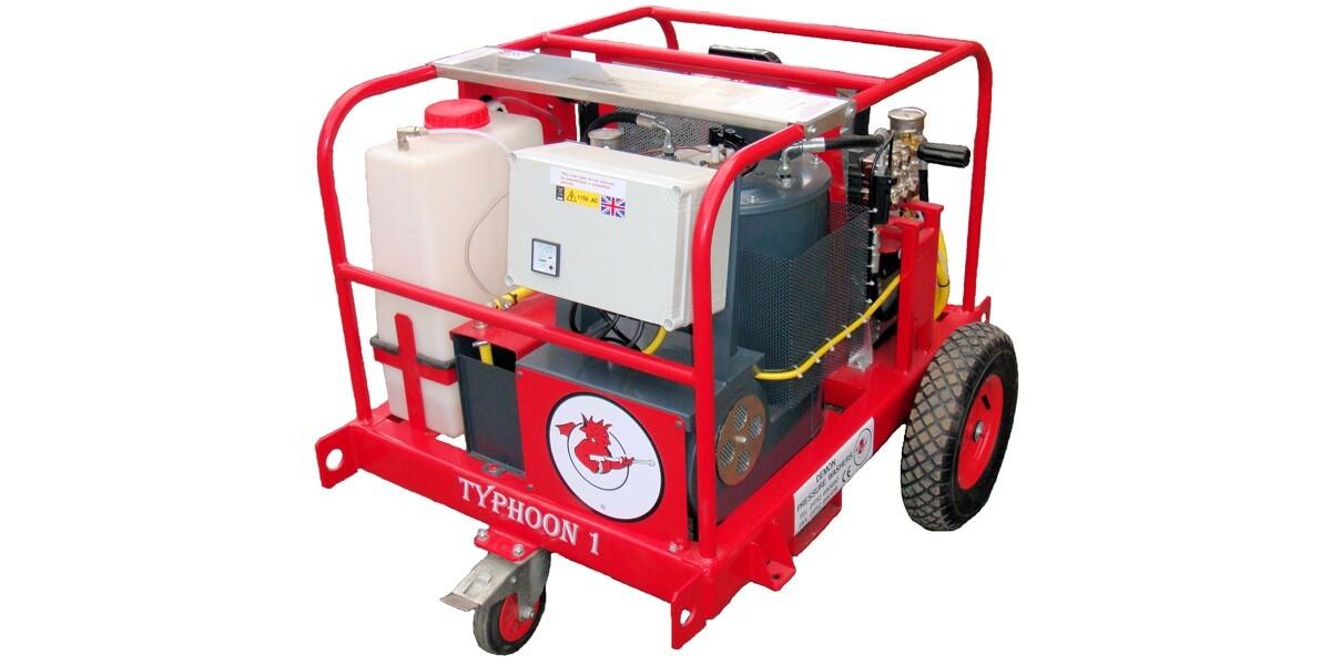 Diesel Hot Pressure Washer