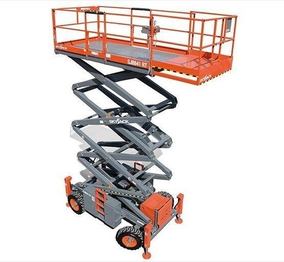 41ft Rough Terrain Scissor Lift