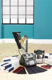 Floor And Edging Sander Package