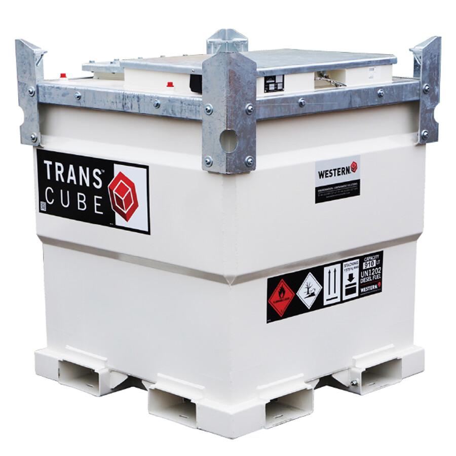 910 Litre Fuel Bowser