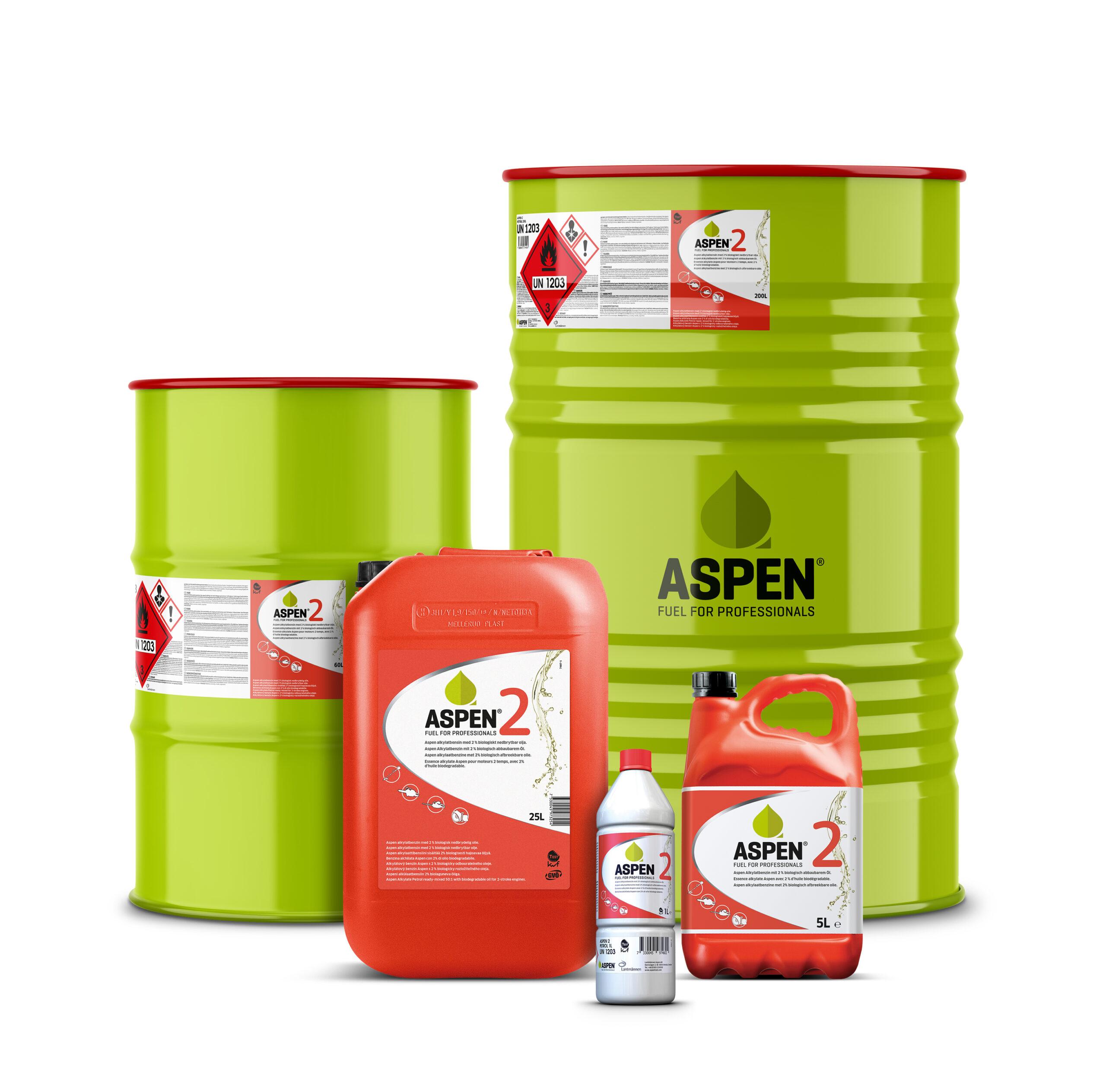 Aspen Fuel 2