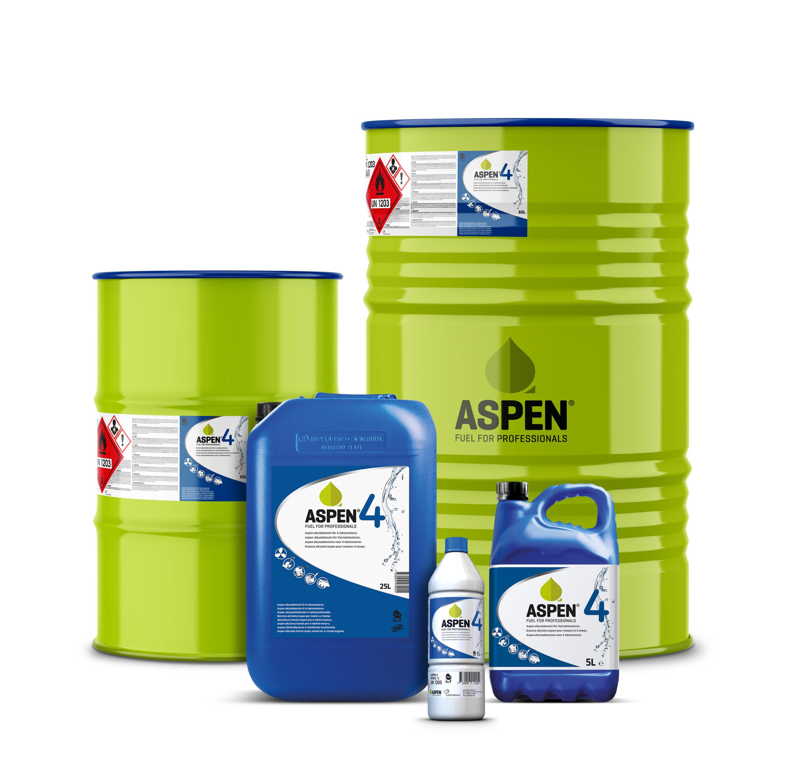 Aspen Fuel 4