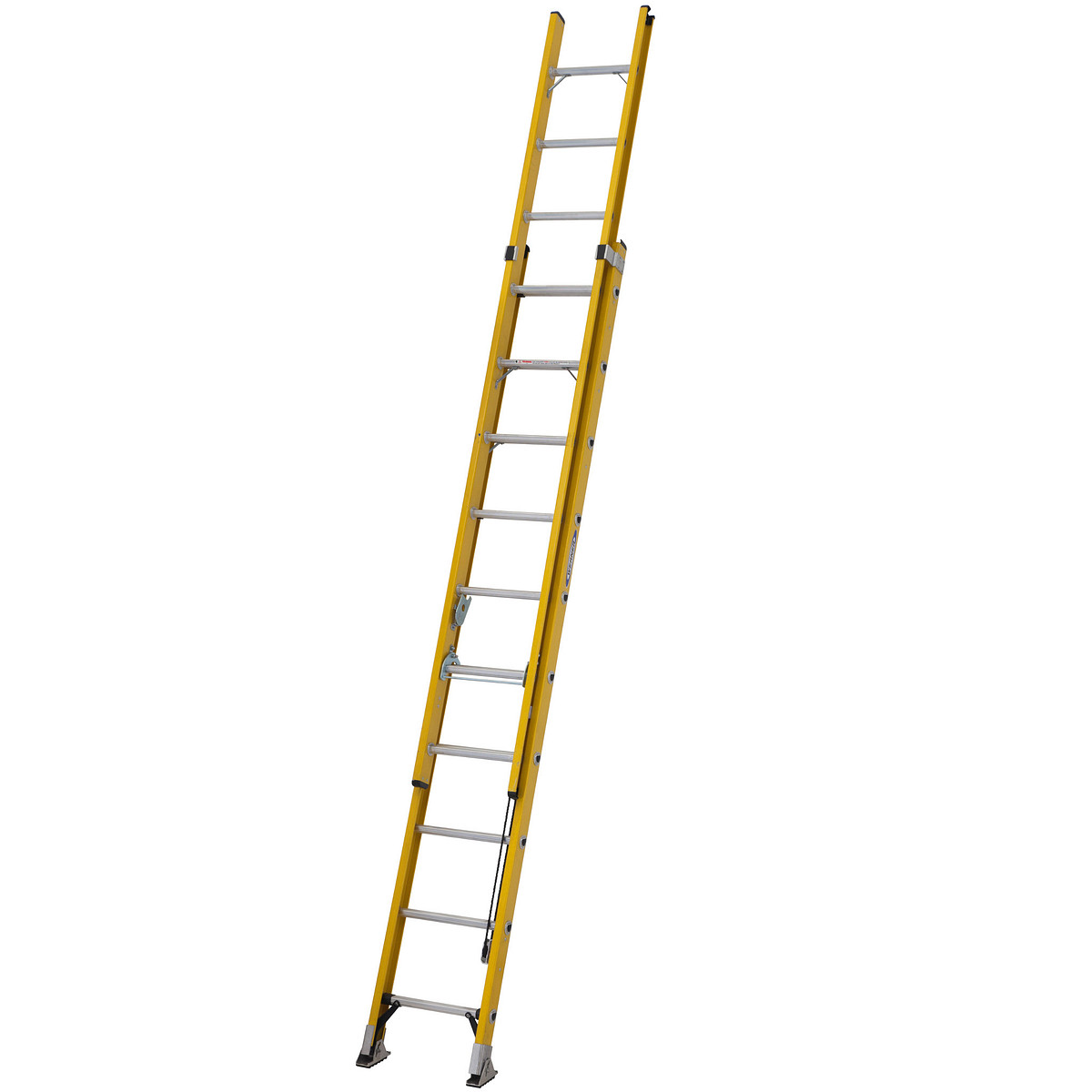 Double 3m GRP Extension Ladder