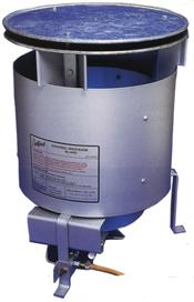 Dustbin Heater