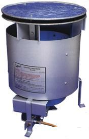 Bin Heater/Calamander Heater