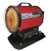 Infrared Heater (Paraffin, Kerosene & Diesel) 20.5kW 230V