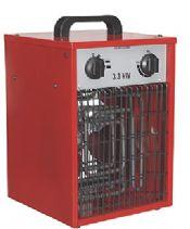 3.3KW Fan Heater
