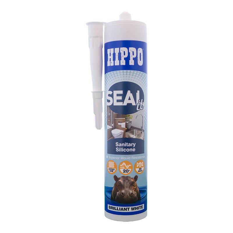 SEALit Sanitary Silicone BWhite 310ml