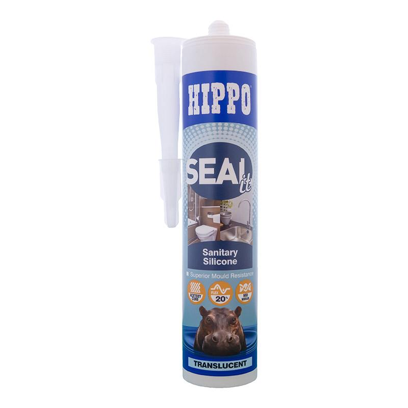 SEALit Sanitary Silicone Trans 310ml