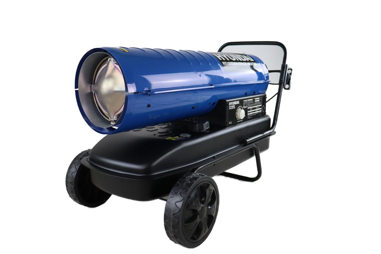 125,000BTU Diesel/Kerosene Space Heater