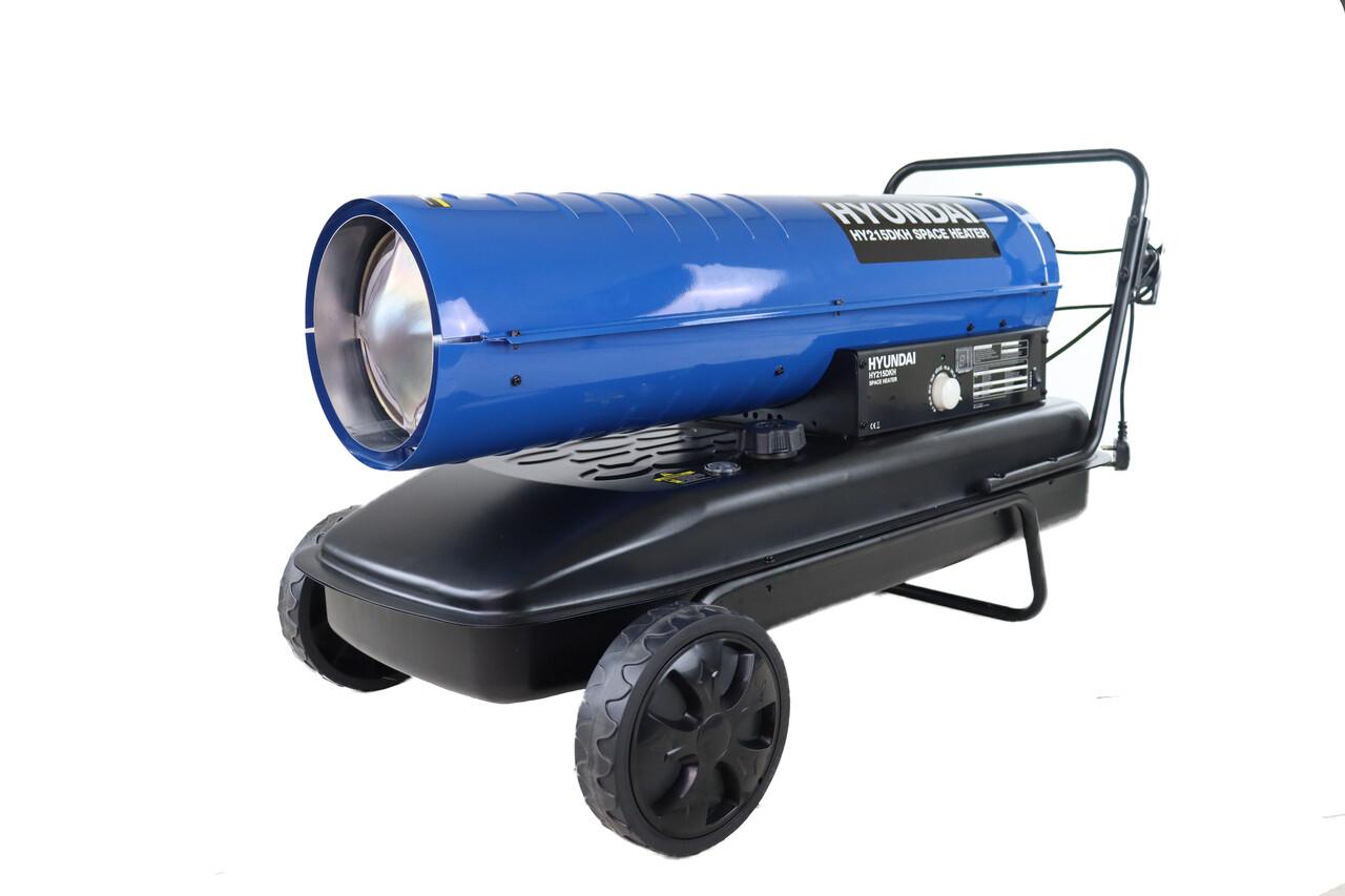 215,000BTU Diesel/Kerosene Space Heater