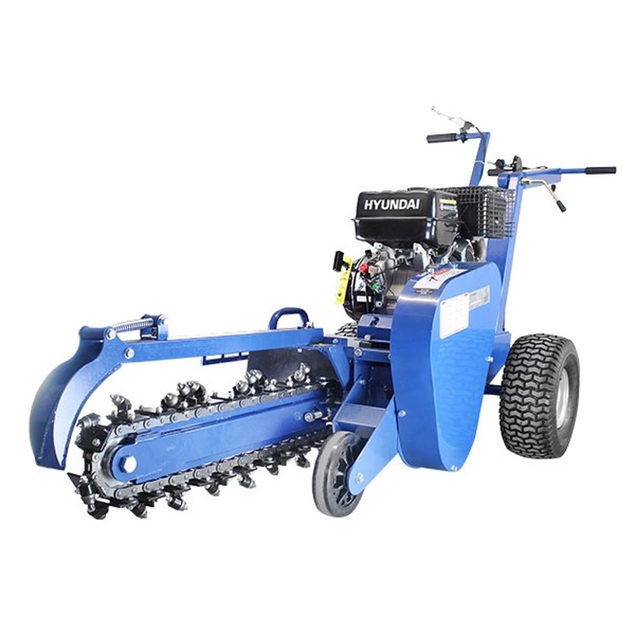 420cc/14hp Petrol Trencher
