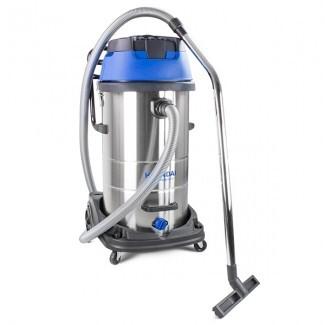 100L 3000w triple motor Wet and Dry Industrial Vacuum