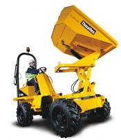 Skip Loading Swivel Dumper - 1.5 Tonne