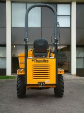Skip Loading Swivel Dumper - 2 Tonne