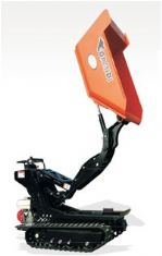 Mini Dumper / Track Carrier (600Kg)