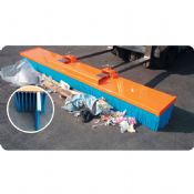 Yard Sweeper attachment for Forklift