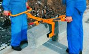 Manual Kerb / Stone Lifter