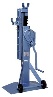 Cable Drum Jack - Rack & Pinion Type KTW