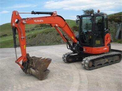 5 Ton Mini Excavator