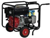 5.0 Kva Petrol Generator c/w Wheel Kit