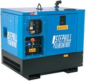 10.0 kva Diesel Generator (Silenced)
