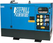 12.0 kva Diesel Generator (Silenced)