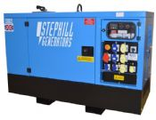 25.0 kva Super Silent Diesel Generator Road Towable