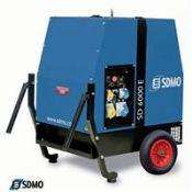 6.5 kva Diesel Generator (silenced)