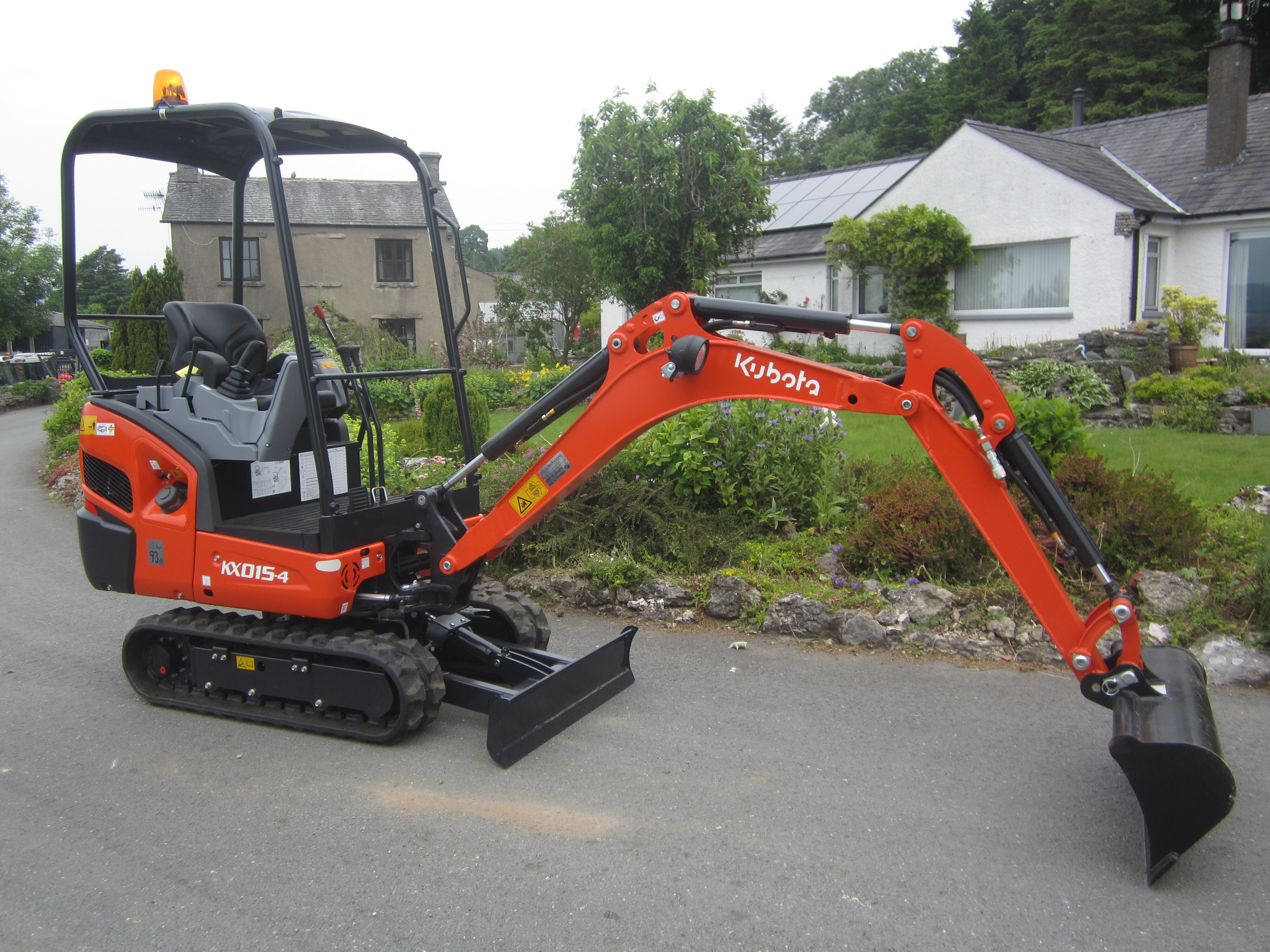 1.5 Ton Mini Excavator