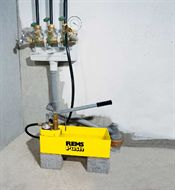 Central Heating Test Pump