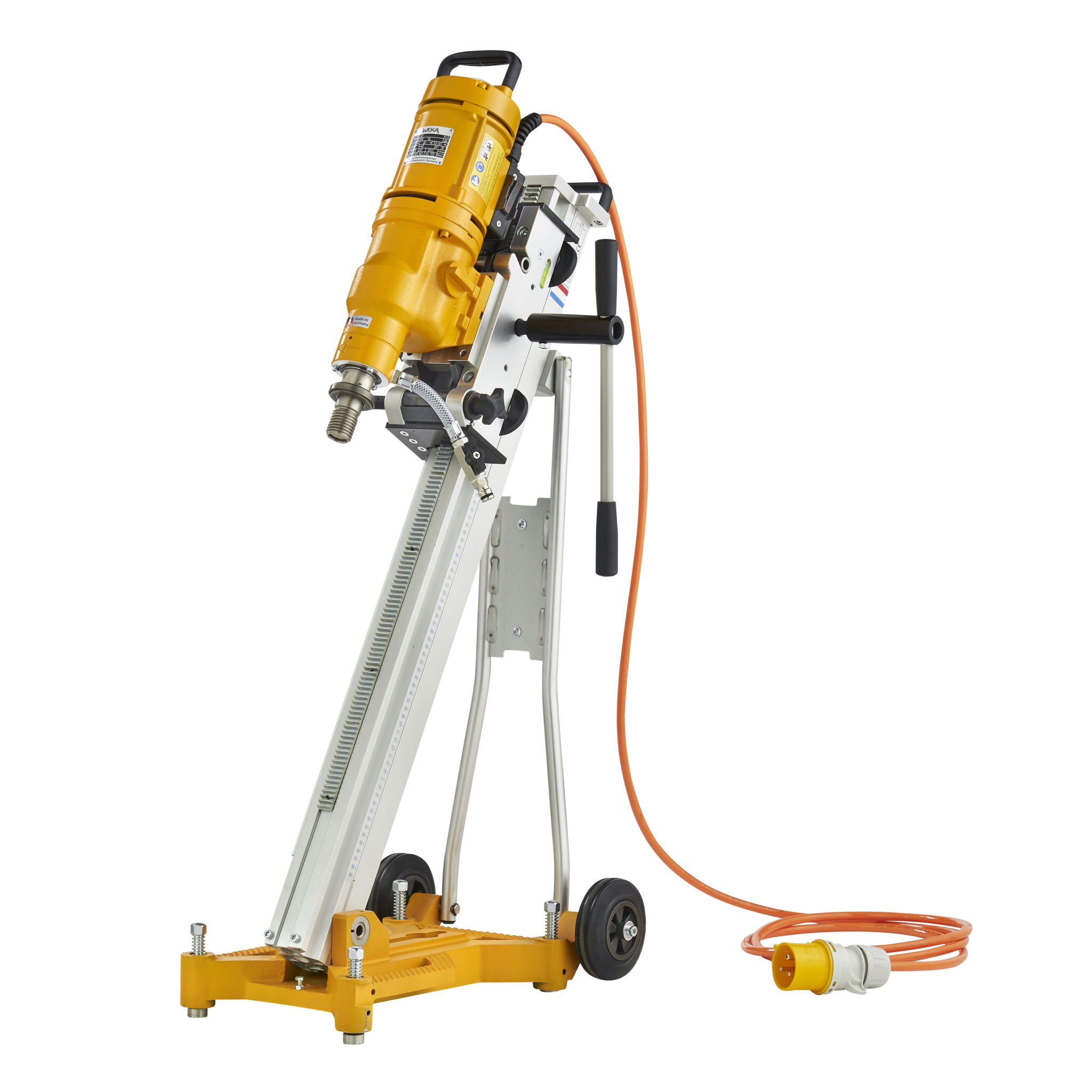 DK26 Wet Diamond Core Drill With Rig