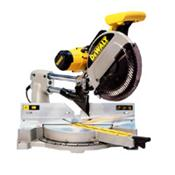 Electric Radial Arm Mitre Saw
