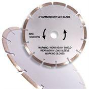 "Diamond Blade - 178mm / 7"""