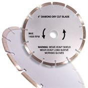 "Diamond Blade - 457mm / 18"""
